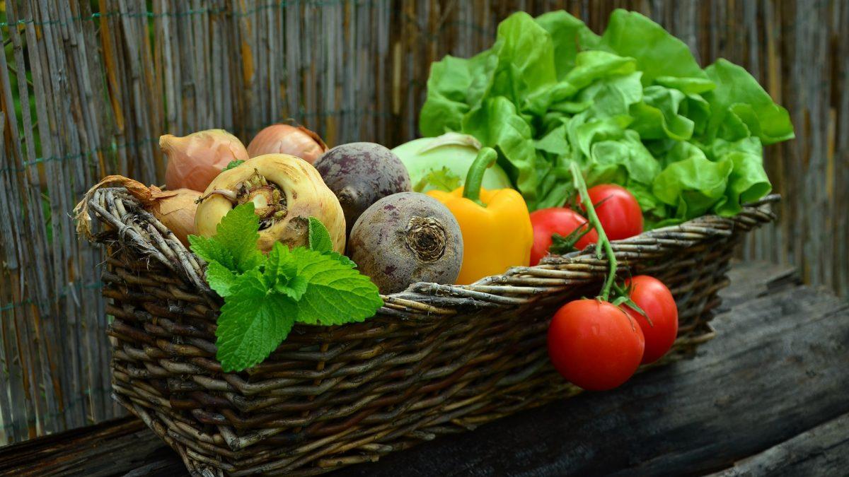 Étkezz egészségesen és környezettudatosan!