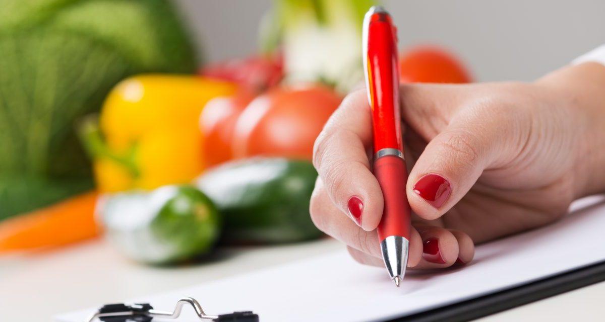 A dietetikus munkája
